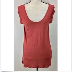 Valette Tee Women's Size M Medium Short Sleeve